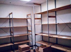 Backroom Shelving Retail Wood Storage Backroom Shelving Retail Wood Storage Shelves Fixtures for Sale in Marysville, WA