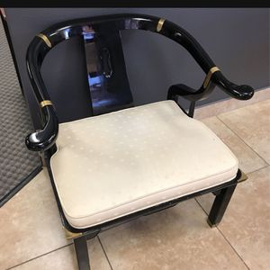 James Mont Vintage Mid-Century Ming Style Side Chair Chinese Asian Oriental for Sale in Sloan, NV