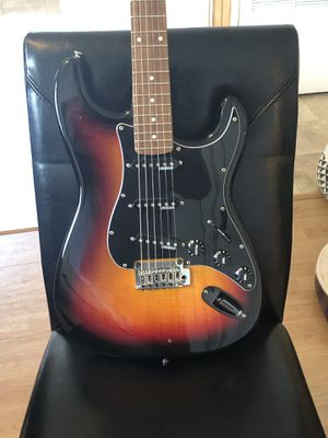 Fender squire strat guitar for Sale in Yardley, PA