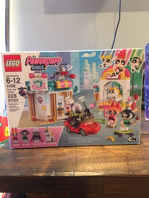 Power puff girl LEGO set for Sale in Boxford, MA