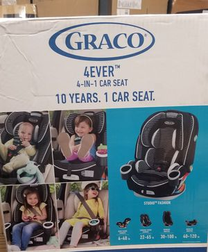 4EVER 4 in 1 car seat for Sale in Sacramento, CA