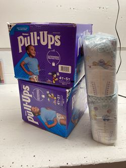 Pull-Ups & Pampers 4T-5T Brand new for Sale in Indianapolis,  IN