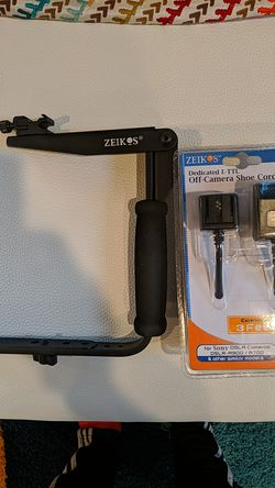 Off Camera flash kit for Sony for Sale in Bothell,  WA