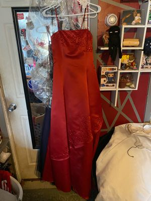 Red prom dress for Sale in Levittown, NY