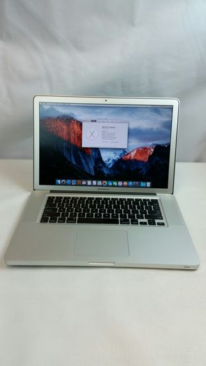 "Apple Macbook Pro 15"" 2.6GHz i7 8GB 500GB for Sale in La Puente, CA"