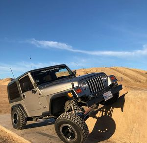 2001 Jeep Tj 8,000 obo for Sale in Cathedral City, CA
