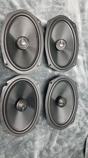 250$ all 4 speakers DIAMOND AUDIO 75rms each perfect condition for Sale in Phoenix, AZ