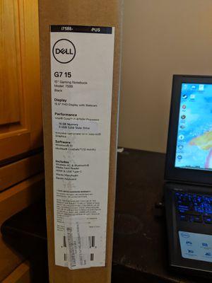 "Dell G7 15"" i7 gaming laptop for Sale in Scott, LA"
