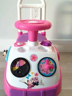 Minnie Mouse Push Car for Sale in Phoenix,  AZ