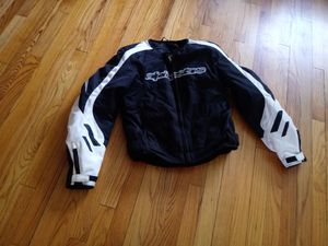 allpine stars motocycle woman jacket small medium for Sale in Bolingbrook, IL