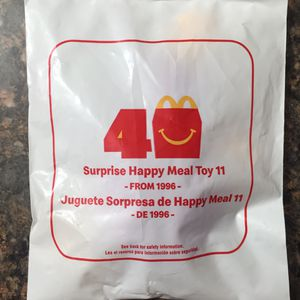 McDonald's surprise happy meal toy 11 for Sale in Lawndale, CA