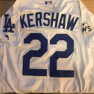 Kershaw jersey LA Dodgers WS baseball for Sale in Chicago, IL