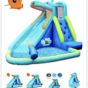 Inflatable Water Slide For Kids Or Babies for Sale in Midway City, CA