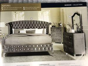 Brand new queen size bedroom set $1299 for Sale in Hialeah, FL