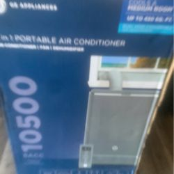 3 In One and one portable air conditioner brand new for Sale in Redlands,  CA