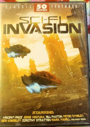50 sci fi movies for Sale in Payson, AZ