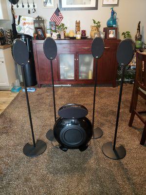 Audiophile KEF KHT3005SE 5.1 surround sound for Sale in San Bernardino, CA