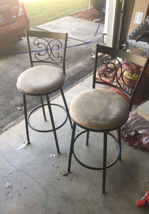 Bar chairs for Sale in Douglasville, GA