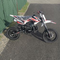 Brand new 2021 SSR Coolster 125CC pit bike dirtbike for Sale in Tacoma,  WA