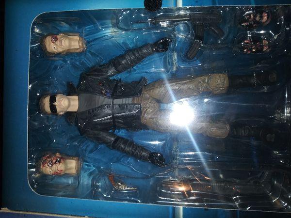The terminator Action figure