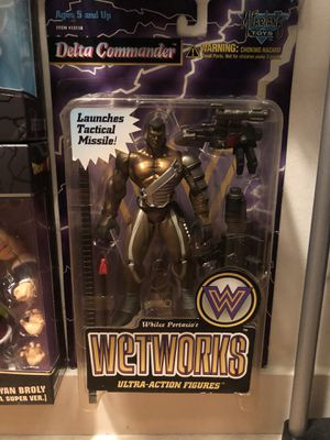 McFarlane Toys Delta Commander Action Figure for Sale in Chicago, IL