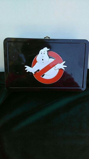Metal Ghost Buster Box for Sale in Milton, FL