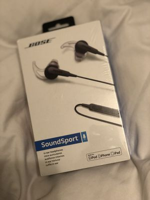 BRAND NEW BOSE HEADPHONES for Sale in Ceres, CA
