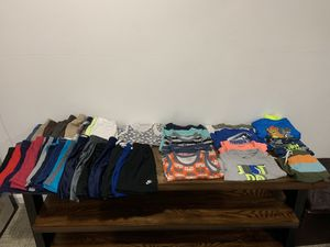 Size 3t boys spring/summer clothes for Sale in Kearneysville, WV