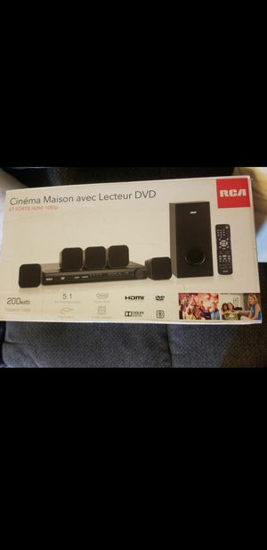 Dvd hime theater system $65.00 for Sale in Bartow, FL