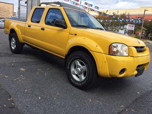 2002 Nissan Frontier for Sale in Hyattsville, MD