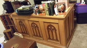 One Of A Kind Awesome Desk for Sale in Salt Lake City, UT