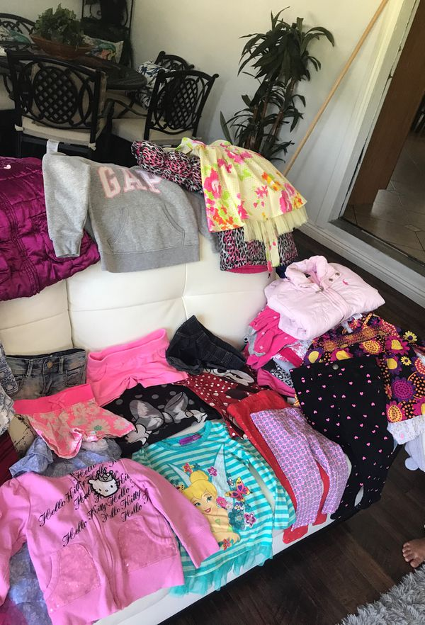 60+ baby clothes bundle size 1t 2t 3t gap Ralph Lauren hello kitty adidas