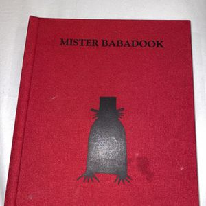 BABADOOK ORIGINAL BOOK for Sale in Haines City, FL