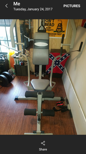 Power house elite home gym for Sale in Evington, VA