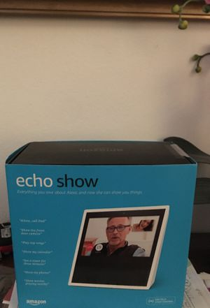 Echo show for Sale in Hacienda Heights, CA
