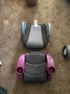 Free Booster seats for Sale in Fresno, CA