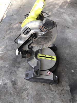 Ryobi saw for Sale in Kissimmee, FL