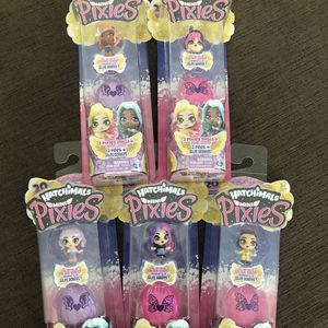 Hatchimals mini pixies (5pc) bundle for Sale in Lake in the Hills, IL