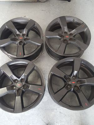 camaro RS/SS rims for Sale in Miramar, FL