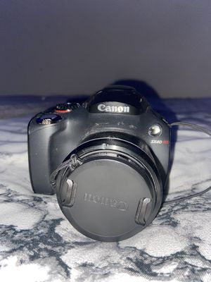 Canon camera for Sale in Humble, TX