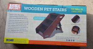 Pet steps for Sale in Pullman, MI