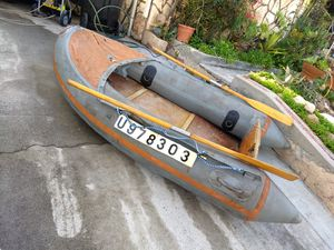Vintage Novurania Inflatable Boat for Sale in San Diego, CA