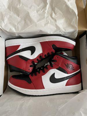 Jordan 1 Chicago Black Toe for Sale in Fresno, CA