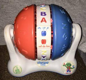 Leap Frog Discovery Ball for Sale in Puyallup, WA