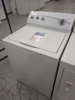 Kenmore Topload Washer with Warranty for Sale in Longmont, CO