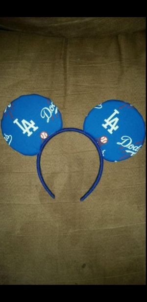 Mickey Dodger Ears for Sale in Los Angeles, CA