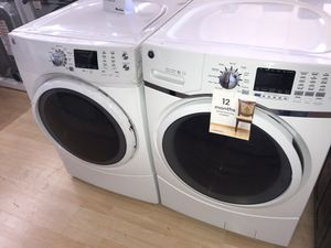 Ge washer and dryer Only 5$ down no credit check for Sale in Sugar Land, TX