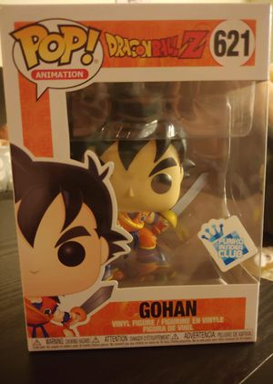 Young gohan with a sword Funko Pop for Sale in Lynn, MA