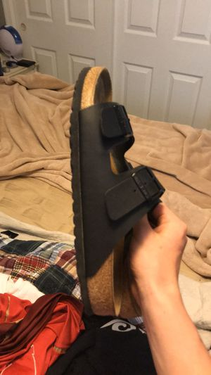 Like new men's size 11 Birkenstock for Sale in Alexandria, VA