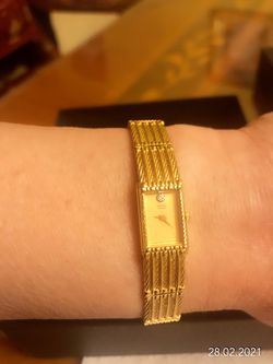 SEIKO Ladies 14k Gold Plated Watch for Sale in Whittier,  CA